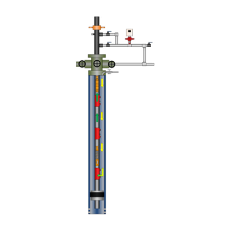 Tubing scale removal for well G098-51